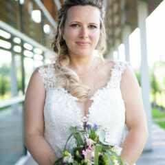 Bridal Braut Make Up / Brautstyling