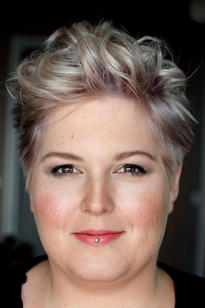 Manuela Hiller Make Up Dresden Nachher